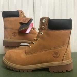 """Classic Timberland Premium 6"""" Waterproof Boots"""